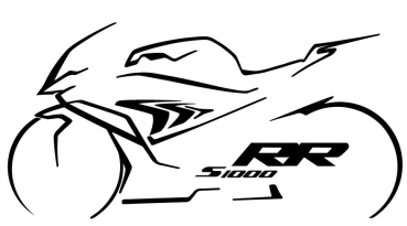BMW S1000RR 15' Silhouette
