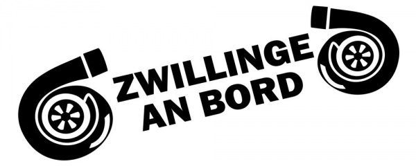 Zwillinge an Bord